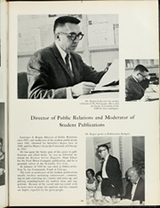 Page 205, 1963 Edition, DePaul University - Depaulian Yearbook (Chicago, IL) online yearbook collection