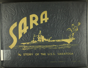 1946 Edition, Saratoga (CV 3) - Naval Cruise Book