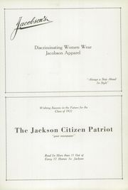 Page 15, 1922 Edition, Jackson High School - Reflector Yearbook (Jackson, MI) online yearbook collection