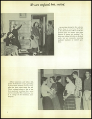 Page 10, 1957 Edition, Jackson High School - Reflector Yearbook (Jackson, MI) online yearbook collection