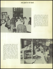 Page 11, 1957 Edition, Jackson High School - Reflector Yearbook (Jackson, MI) online yearbook collection