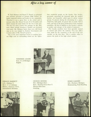 Page 14, 1957 Edition, Jackson High School - Reflector Yearbook (Jackson, MI) online yearbook collection