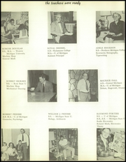 Page 16, 1957 Edition, Jackson High School - Reflector Yearbook (Jackson, MI) online yearbook collection
