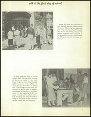Page 9, 1957 Edition, Jackson High School - Reflector Yearbook (Jackson, MI) online yearbook collection