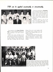 Page 205, 1962 Edition, Jackson High School - Reflector Yearbook (Jackson, MI) online yearbook collection