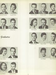 Page 17, 1958 Edition, Mumford High School - Capri Yearbook (Detroit, MI) online yearbook collection