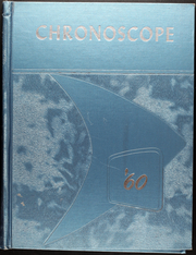 1960 Edition, Jeffers High School - Chronoscope Yearbook (Painesdale, MI)