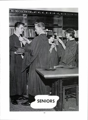 Page 17, 1963 Edition, Jeffers High School - Chronoscope Yearbook (Painesdale, MI) online yearbook collection