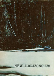 Westwood High School - New Horizons Yearbook (Ishpeming, MI) online yearbook collection, 1978 Edition, Page 1