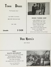 Ferndale High School - Talon Yearbook (Ferndale, MI) online yearbook collection, 1960 Edition, Page 174