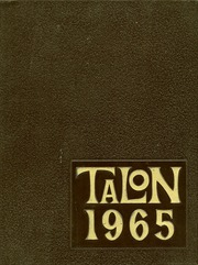 1965 Edition, Ferndale High School - Talon Yearbook (Ferndale, MI)