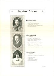 Page 34, 1914 Edition, Owosso High School - Spic Yearbook (Owosso, MI) online yearbook collection