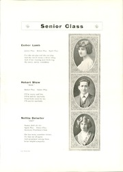 Page 35, 1914 Edition, Owosso High School - Spic Yearbook (Owosso, MI) online yearbook collection