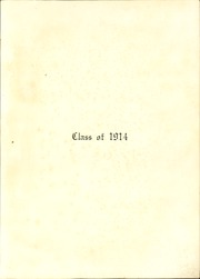Page 5, 1914 Edition, Owosso High School - Spic Yearbook (Owosso, MI) online yearbook collection