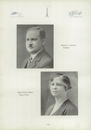 Page 16, 1933 Edition, Owosso High School - Spic Yearbook (Owosso, MI) online yearbook collection
