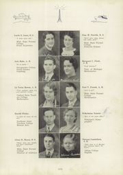 Page 17, 1933 Edition, Owosso High School - Spic Yearbook (Owosso, MI) online yearbook collection