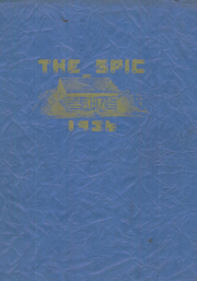 Page 1, 1936 Edition, Owosso High School - Spic Yearbook (Owosso, MI) online yearbook collection
