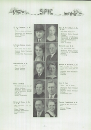 Page 13, 1936 Edition, Owosso High School - Spic Yearbook (Owosso, MI) online yearbook collection