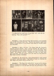 Page 16, 1939 Edition, Owosso High School - Spic Yearbook (Owosso, MI) online yearbook collection