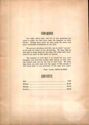 Page 8, 1939 Edition, Owosso High School - Spic Yearbook (Owosso, MI) online yearbook collection