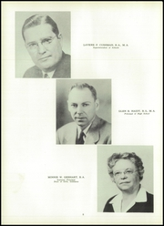 Page 12, 1950 Edition, Owosso High School - Spic Yearbook (Owosso, MI) online yearbook collection