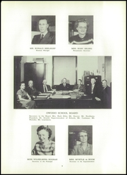 Page 13, 1950 Edition, Owosso High School - Spic Yearbook (Owosso, MI) online yearbook collection