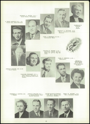 Page 14, 1950 Edition, Owosso High School - Spic Yearbook (Owosso, MI) online yearbook collection