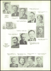 Page 15, 1950 Edition, Owosso High School - Spic Yearbook (Owosso, MI) online yearbook collection