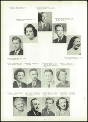 Page 16, 1950 Edition, Owosso High School - Spic Yearbook (Owosso, MI) online yearbook collection