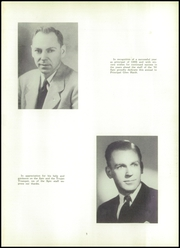 Page 9, 1950 Edition, Owosso High School - Spic Yearbook (Owosso, MI) online yearbook collection