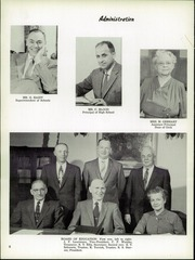 Page 12, 1957 Edition, Owosso High School - Spic Yearbook (Owosso, MI) online yearbook collection