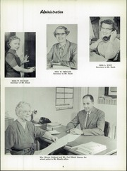 Page 13, 1957 Edition, Owosso High School - Spic Yearbook (Owosso, MI) online yearbook collection