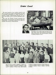 Page 17, 1957 Edition, Owosso High School - Spic Yearbook (Owosso, MI) online yearbook collection