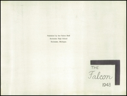 Page 5, 1948 Edition, Rochester High School - Falcon Yearbook (Rochester, MI) online yearbook collection