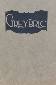 Benton Harbor High School - Greybric Yearbook (Benton Harbor, MI) online yearbook collection, 1924 Edition, Page 1