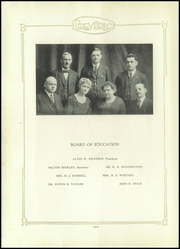 Page 12, 1924 Edition, Benton Harbor High School - Greybric Yearbook (Benton Harbor, MI) online yearbook collection