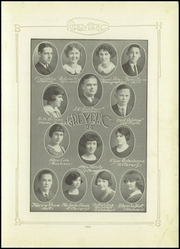 Page 15, 1924 Edition, Benton Harbor High School - Greybric Yearbook (Benton Harbor, MI) online yearbook collection