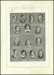 Page 16, 1924 Edition, Benton Harbor High School - Greybric Yearbook (Benton Harbor, MI) online yearbook collection