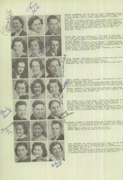 Page 18, 1939 Edition, Benton Harbor High School - Greybric Yearbook (Benton Harbor, MI) online yearbook collection