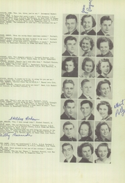 Page 21, 1939 Edition, Benton Harbor High School - Greybric Yearbook (Benton Harbor, MI) online yearbook collection