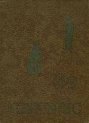 Benton Harbor High School - Greybric Yearbook (Benton Harbor, MI) online yearbook collection, 1949 Edition, Page 1