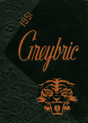 Benton Harbor High School - Greybric Yearbook (Benton Harbor, MI) online yearbook collection, 1951 Edition, Page 1