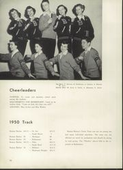 Page 94, 1951 Edition, Benton Harbor High School - Greybric Yearbook (Benton Harbor, MI) online yearbook collection