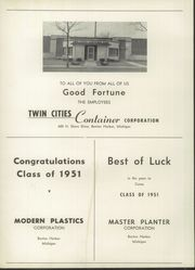 Page 98, 1951 Edition, Benton Harbor High School - Greybric Yearbook (Benton Harbor, MI) online yearbook collection