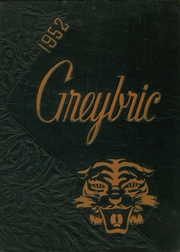 Benton Harbor High School - Greybric Yearbook (Benton Harbor, MI) online yearbook collection, 1952 Edition, Page 1