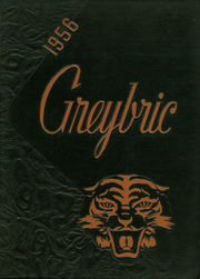 Benton Harbor High School - Greybric Yearbook (Benton Harbor, MI) online yearbook collection, 1956 Edition, Page 1
