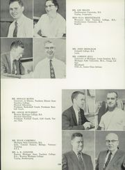 Page 108, 1957 Edition, Benton Harbor High School - Greybric Yearbook (Benton Harbor, MI) online yearbook collection