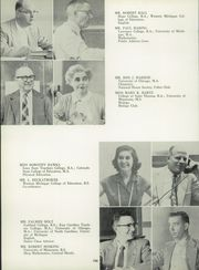 Page 110, 1957 Edition, Benton Harbor High School - Greybric Yearbook (Benton Harbor, MI) online yearbook collection