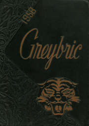 Benton Harbor High School - Greybric Yearbook (Benton Harbor, MI) online yearbook collection, 1958 Edition, Page 1