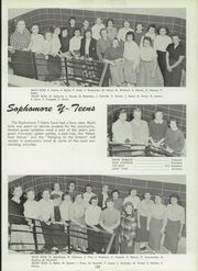 Page 131, 1958 Edition, Benton Harbor High School - Greybric Yearbook (Benton Harbor, MI) online yearbook collection